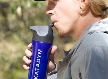 MyBottle – Filtrerat vatten direkt ur flaskan