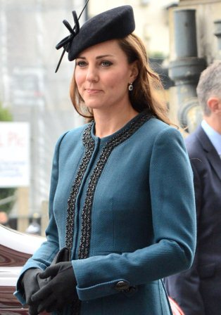 Kate Middleton join queen