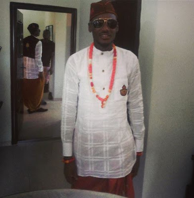 traditional wedding of 2face