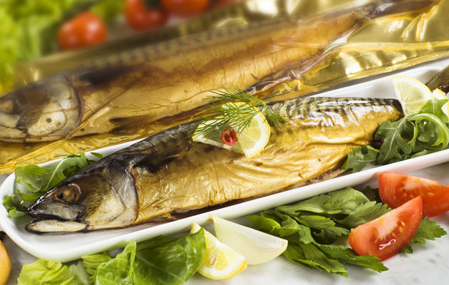 Oily Fish for Longer and Healthier Life