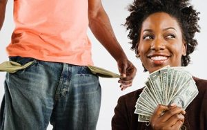 Dealing With Relationship Financial Problem