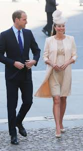 Kate Middleton Welcome Royal Baby with Prince William