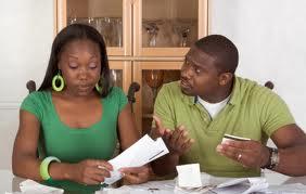 Relationship Financial Problem