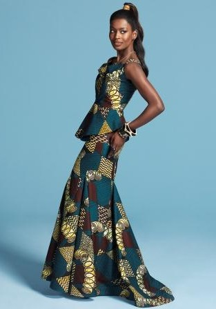 Ankara Fashion 2014 Styles