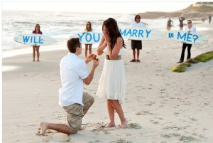 6 Lovely Ideas on how to Propose and Pop the Question Will you marry me