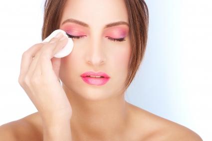remove facial makeup