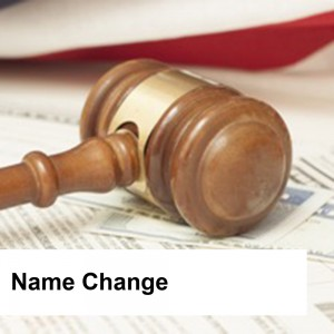 Legally Changing your Name after Divorce