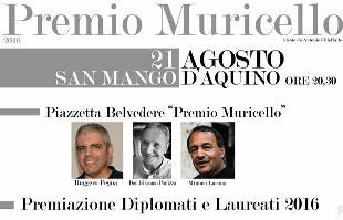 San Mango Aquino Premio Muricello 2016 ritaglio