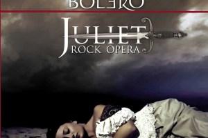 Juliet Rock opera, Bolero copertina