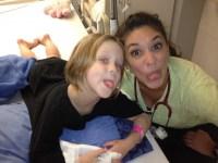 Kylie's Nurse