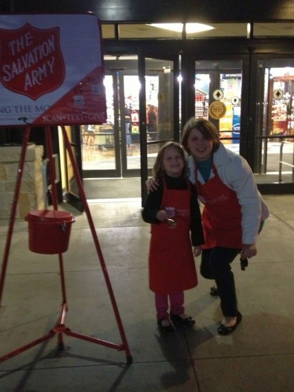 More bell ringing.