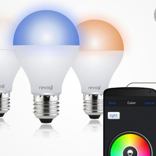 Mood-Light Your Home From Your Phone, Was $50 now$34