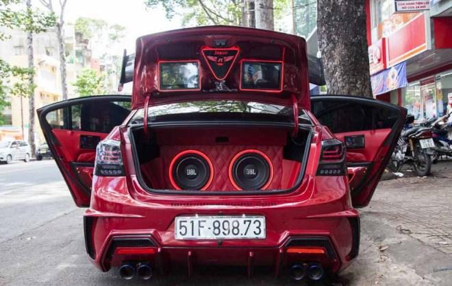 Chiêm ngưỡng chiếc Chevrolet Cruze độ ''tới nóc'' tại Thành phố Hồ Chí Minh - 6