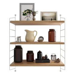 Small Of Three Tier Wall Shelf