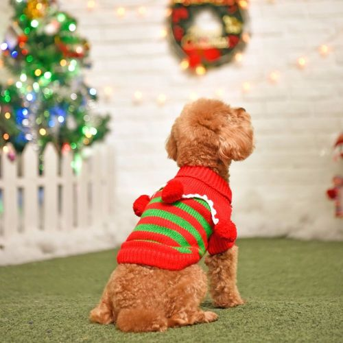 Medium Crop Of Dog Christmas Sweater