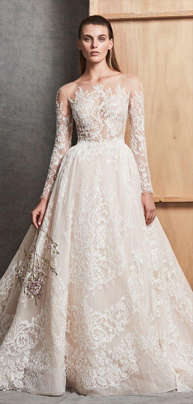 Fullsize Of Long Sleeve Wedding Dress