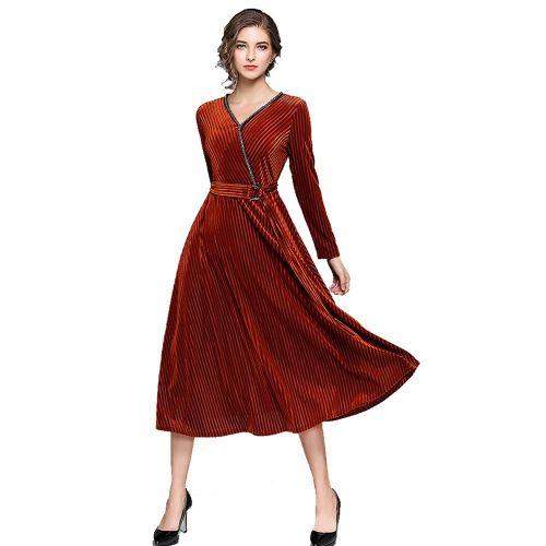 Medium Of Long Sleeve Dresses