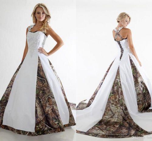 Medium Of Camo Wedding Dress