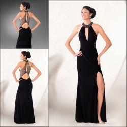 Small Crop Of Long Black Dress