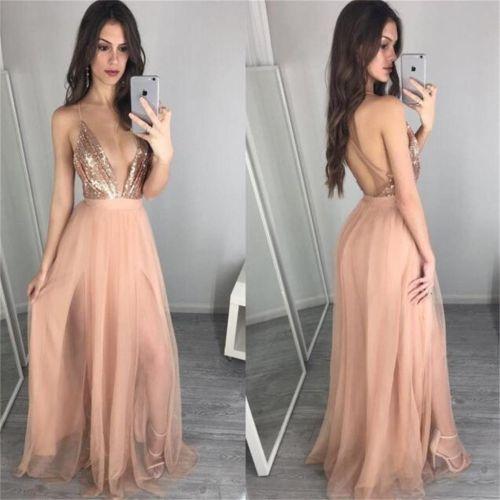 Medium Of Halter Top Dresses