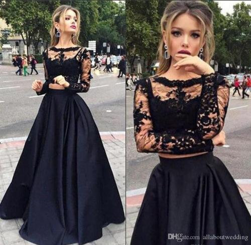 Medium Of Crop Top Dress