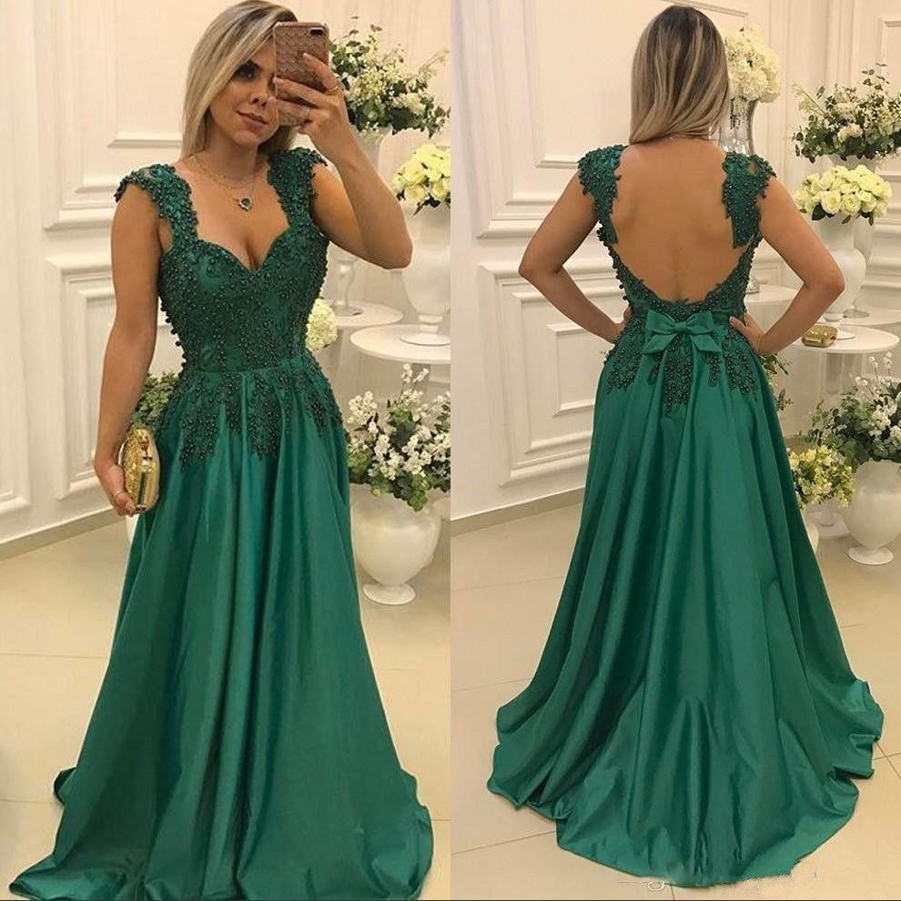 Fullsize Of Hunter Green Dress