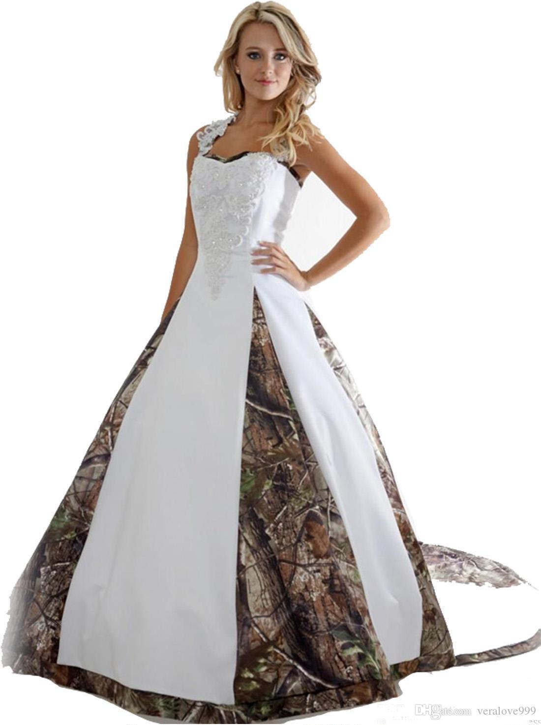Fullsize Of Camo Wedding Dresses