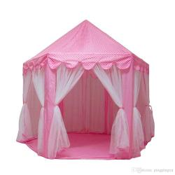 Endearing Princess Castle Play House Large Outdoor Kids Play Tent Girls Girls Pink Doormosquito Net Solar Mosquito Killer From Princess Castle Play House Large Outdoor Kids Play Tent