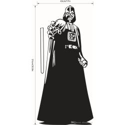 Small Crop Of Star Wars Decal