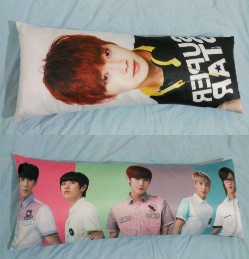 Medium Of Custom Body Pillow