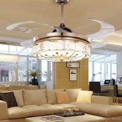 Small Of Chandelier Ceiling Fan