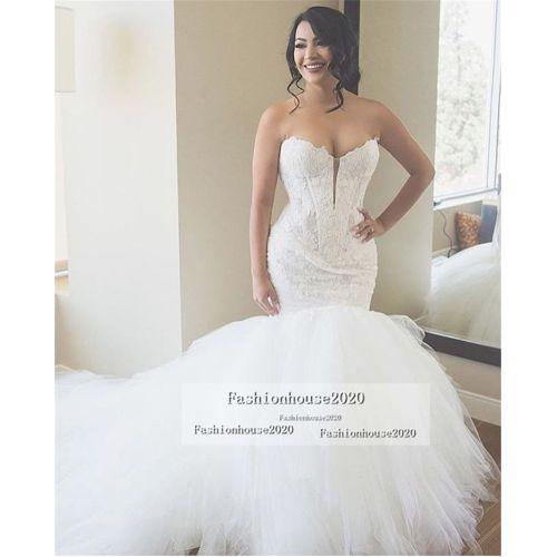 Medium Crop Of Mermaid Wedding Dresses