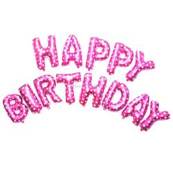 Remarkable Happy Birthday Letters Foil Balloons Birthday Celebration Partydecor Happy Birthday Letters Foil Balloons Birthday Celebration Happy Birthday Letter To Boyfriend Happy Birthday Letter To Fr