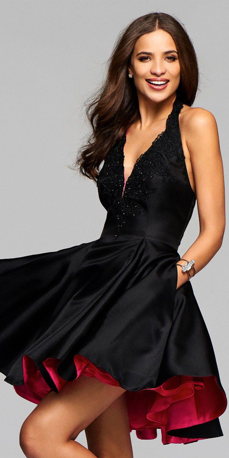 Fullsize Of Black Cocktail Dress