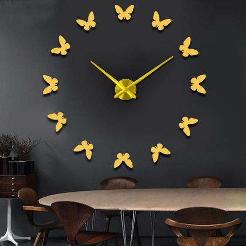 Medium Of Unique Digital Wall Clock