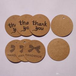 Small Crop Of Thank You Tags
