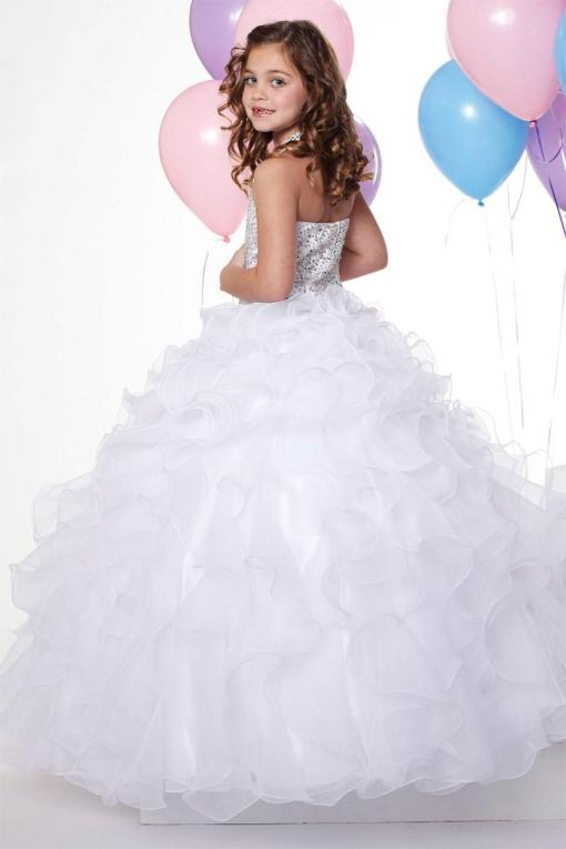 wedding dresses for girls age 10