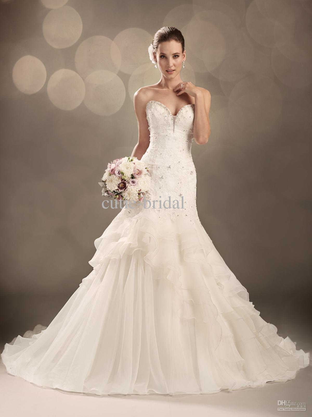 Mutable 2015 Lace Beads Ivory Wedding Dress Sexy Sweeart Necklinebridal Couture Casual Wedding Dress From Cutie 2015 Lace Beads Ivory Wedding Dress Sexy Sweeart wedding dress Ivory Wedding Dress
