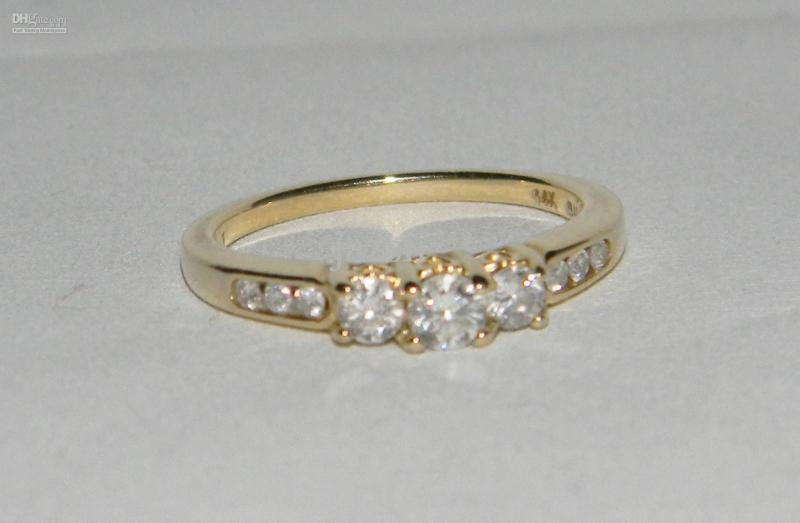 Large Of Past Present Future Ring