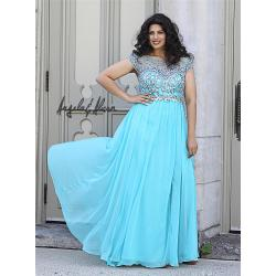 Small Crop Of Cheap Plus Size Prom Dresses