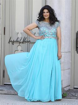 Small Of Cheap Plus Size Prom Dresses