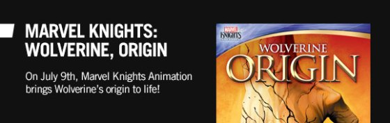 Marvel Knights: Wolverine, Origin
