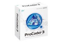 用ProCoder 3 轉MTS檔 001