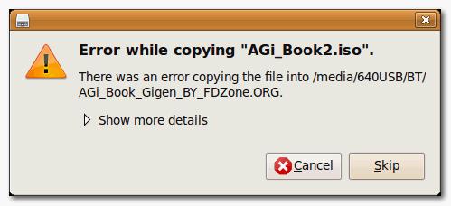 用Ubuntu救壞掉的硬碟