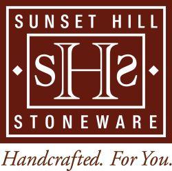 Small Of Sunset Hill Stoneware