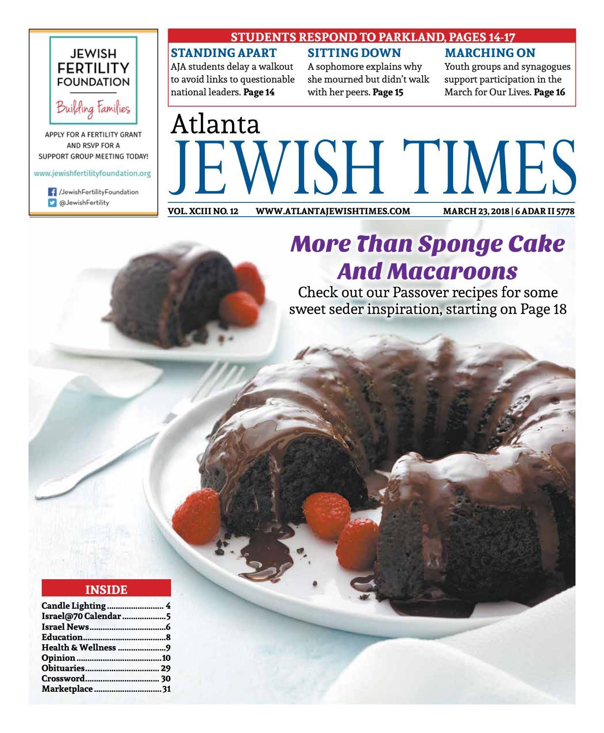 Fullsize Of Passover Recipes 2018
