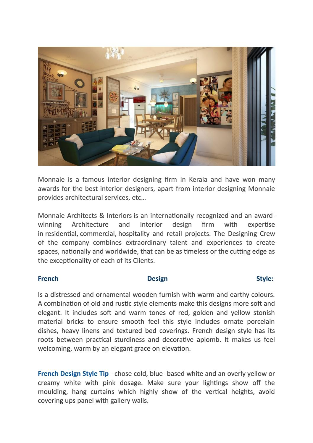 Multipurpose Interior Designing Firm Kerala By Monnaie Seo Issuu Moulding Company Santa Clara Crown Moulding Company houzz 01 The Moulding Company