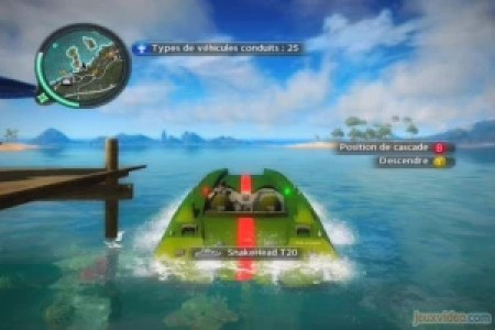 just cause 2 xbox 360 411