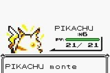 pokemon version jaune edition speciale pikachu gameboy g boy 1304324926 010