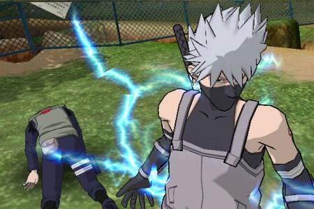 naruto clash of ninja revolution 3 wii 085